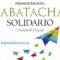 Roque Baños y José García Martínez, en la presentación del vino Sabatacha Solidario