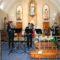 La Cofradía del Santo Costado se suma a la Navidad con un concierto de Jumilla Brass Quintet