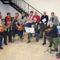 La ermita del Tercer Distrito acogió un concierto navideño de la Rondalla del Hogar