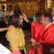 El vicario episcopal confirmó en la fe cristiana a treinta y ocho jóvenes