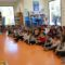 Casi medio centenar de niños asistieron al cuentacuentos 'Emociones a montones'
