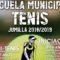 Abierto el plazo de inscripciones de la Escuela de Tenis