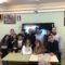 El joven diseñador Francisco martínez ofreció una charla a los alumnos de Dibujo técnico
