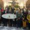 Una delegación de 40 cofrades tomó parte en las XVI Jornadas Diocesanas