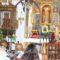 Ya se han iniciado los trabajos de restauración del Cristo que durarán unos cuatro meses