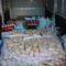 Los colectivos del edificio azul donaron 300 kilos de patatas a Cáritas Jumillla