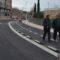 La avenida del Casón se abre a la circulación con sentido único y un carril bici de doble sentido