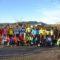 Veinte ciclistas reconocen el circuito de 'la San Antón'