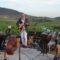 Alta cocina, música y vino, guindas de la noche de San Juan en Madrid Romero