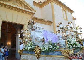 Se suspenden las misas de los domingos en San Agustín