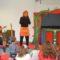 Titirisonics combinó títeres, narración y música para divertir a los más pequeños