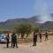 La Guardia Civil investiga a una persona por provocar el reciente incendio en el Cerro del Oro