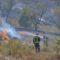 Controlado el incendio forestal en el Cerro del Oro de Jumilla