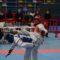 Dos medallas en el Campeonato Escolar de Taekwondo