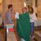 Ocho personas han recibido su escapulario como nuevos hermanos del Cristo de la Salud