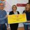 Las copas del CRDOP y Jumilla Stock consiguen 710 euros para la lucha contra el cáncer