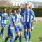 El FC Jumilla rompe el maleficio extremeño y gana al Badajoz de forma contundente (3-0)