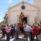 La Fuente del Pino concluye sus fiestas con la Virgen del Rosario en la calle