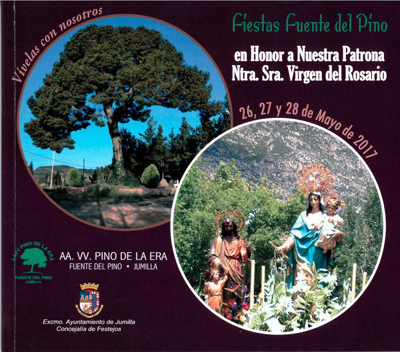 Este fin de semana se celebran las fiestas de la pedan a de la fuente del pino siete d as jumilla - Farmacia guardia puerto del rosario ...