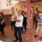 Un flashmob detuvo la actividad y centró las miradas en el Centro de Salud