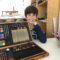 Darío López, de nueve años, ha ganado el premio nacional de dibujo de TostaRica