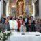 Fina Martínez se comprometió con la Orden Franciscana Seglar en Santa Ana