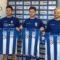 Abel López, Germán Sáenz, y Connor James, presentados oficialmente por el FC Jumilla