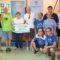 Antonio Toral dona 600 euros a Aspajunide