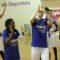 Victoria y ascenso para el Club Baloncesto Jumilla, que ahora luchará por el título