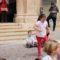 Los pequeños aprenden juegos tradicionales de nuestros antepasados, gracias a una actividad desarrollada en el Museo