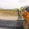 En marcha las obras de asfaltado del Camino de Alicante