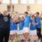 Gloria para el Infantil de la Escuela de Fútbol Sala