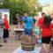 El Concurso nacional de lanzamiento de grano de uva vuelve a superarse esta Feria