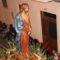 Una resplandeciente Samaritana inicia la procesión de Miércoles Santo
