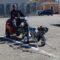 El Ayuntamiento adquiere una señalizadora vial autopropulsada