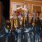 La Virgen de la Amargura desfila entre incienso en Jueves Santo