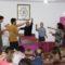 """El grupo de teatro Talía abrió ante más de un centenar de personas el curioso """"Bar Tolillo"""""""