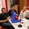 La peña Frente Jumilla se pone a los mandos (Audio de Grada 7 con miembros de la junta directiva)