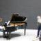 El bombardino David Abellán y el pianista Ángel López ofrecieron un recital en el auditorio