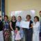 La Hermandad de la Soledad entrega un cheque de 1.200 euros a Cruz Roja Jumilla