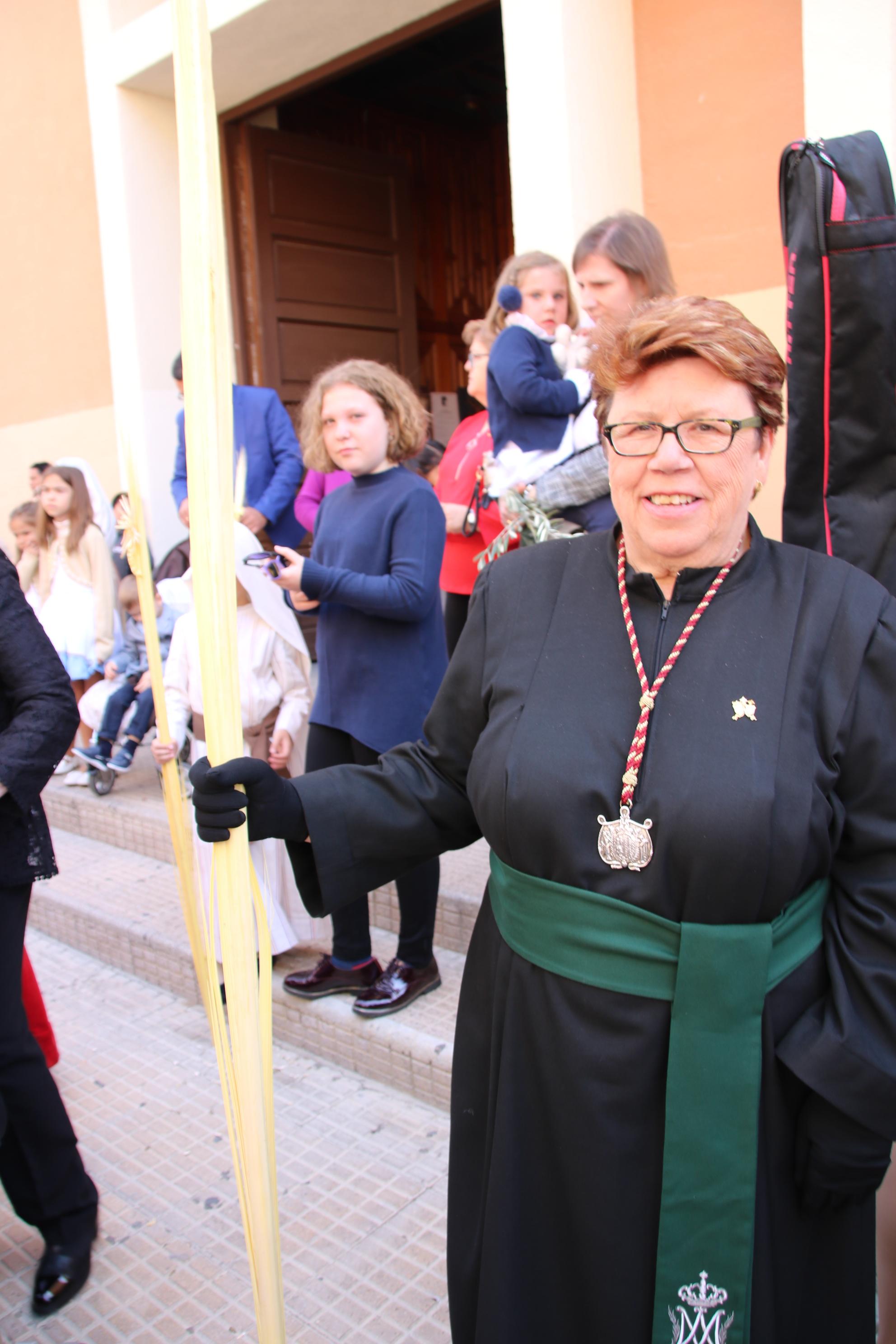 María Pla: «La Semana Santa es el momento más esperado de Jumilla»