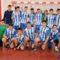 El Infantil de la Escuela de Balonmano vence al Jimbee Cartagena y este domingo luchará por el título frente a Águilas (31-32)