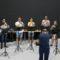 Un total de quince alumnos participaron en Jumilla en el III Encuentro de Trompetas