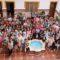El Ayuntamiento recibió la visita de los alumnos franceses de intercambio