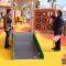 Se instalarán juegos infantiles entre el Centro de Especialidades y el colegio de la Asunción