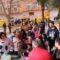 Los juegos infantiles y la marranada despiden a San Antón hasta 2020
