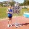 Juan Carlos Guardiola se cuelga la medalla de oro en salto de altura del Campeonato Regional