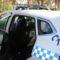Se equipa con una mampara de seguridad uno de los vehículos de la Policía Local