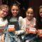 Cuatro alumnas del Cruz de Piedra, ganadoras de 'Mi periódico digital'