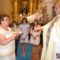 La misa de la patrona despide al consiliario que cambia de iglesia
